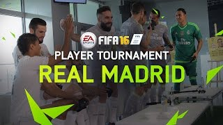 FIFA 16 - Real Madrid CF Player Tournament - Varane, Jese, Carvajal, Cheryshev, Danilo, Casemiro