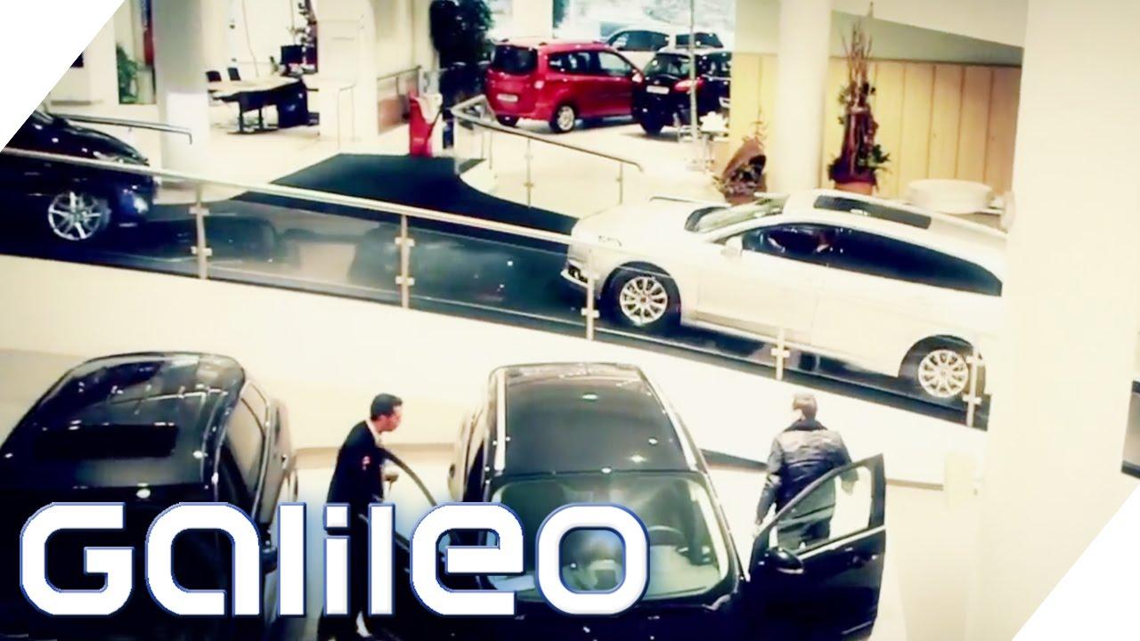 Das XXL Autohaus | Galileo | ProSieben