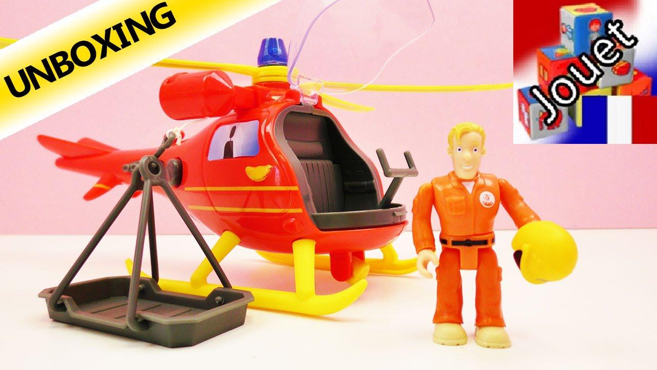 Pompier sam h licopt re en jouet wallaby fran ais le - Same le pompier francais ...