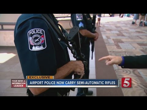 Security Upgrade Comes To Nashville Airport