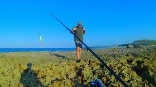 Поплавковая рыбалка на Кубе в Кайо Коко
