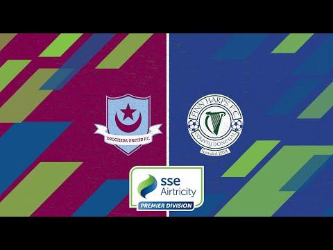 Premier Division GW3: Drogheda United 1-1 Finn Harps
