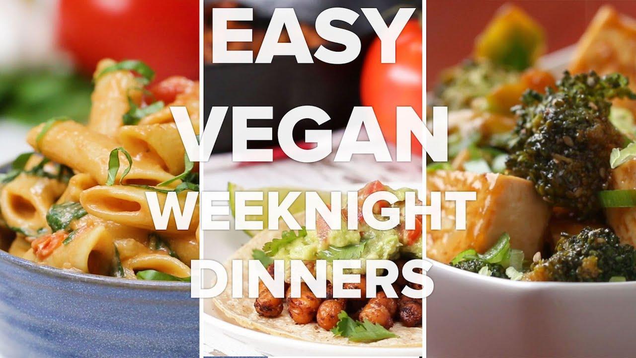 maxresdefault - Easy Vegan Dinners A Weeknight