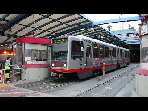 San Francisco MUNI (SFMTA) Trolleybuses and Trams, Part IV