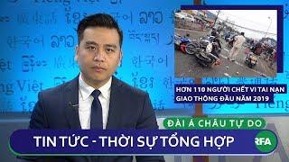 Tin nóng 24h 02/01/2019 | Hơn 110 người chết vì tai nạn giao thông dịp Tết Dương lịch 2019