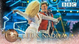 Lee Ryan & Nadiya Bychkova Cha Cha to 'The Power Of Love' - BBC Strictly 2018