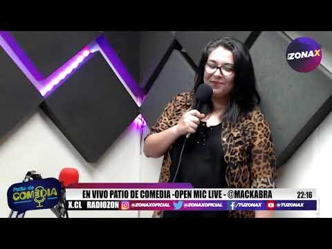 PATIO DE COMEDIA - CAPITULO 14 - RADIO ZONA X - T2