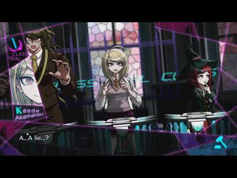 [Greek] Danganronpa V3 Blind Playthrough - Part 9: THE CULPRIT