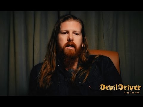 DEVILDRIVER - Neal Tiemann (Trust No One Webisode #4) | Napalm Records
