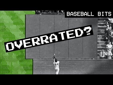 Willie Mays Made The Catch, But How Great Was It? | Baseball Bits