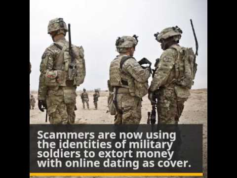 Online military dating