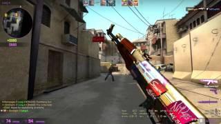 ESEA.net COTW: CS GO ESEA Ace 5K Ak-47
