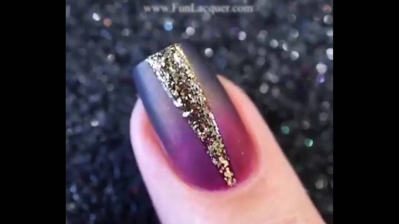 Easy Nail Art Designs Complication 2016 Youtube