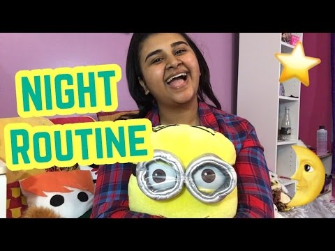 My Night Routine - YouTube