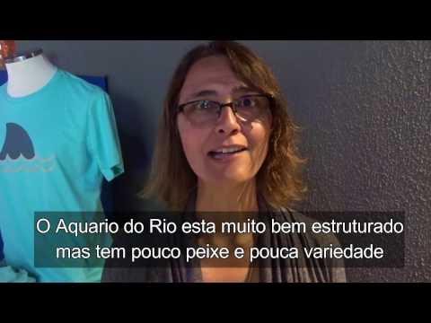 O guia legal AquaRio e os guias de turismo do Rio de Janeiro