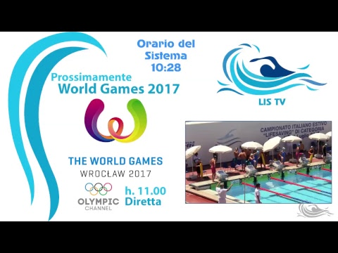 Live stream di Lifesaving in Italy