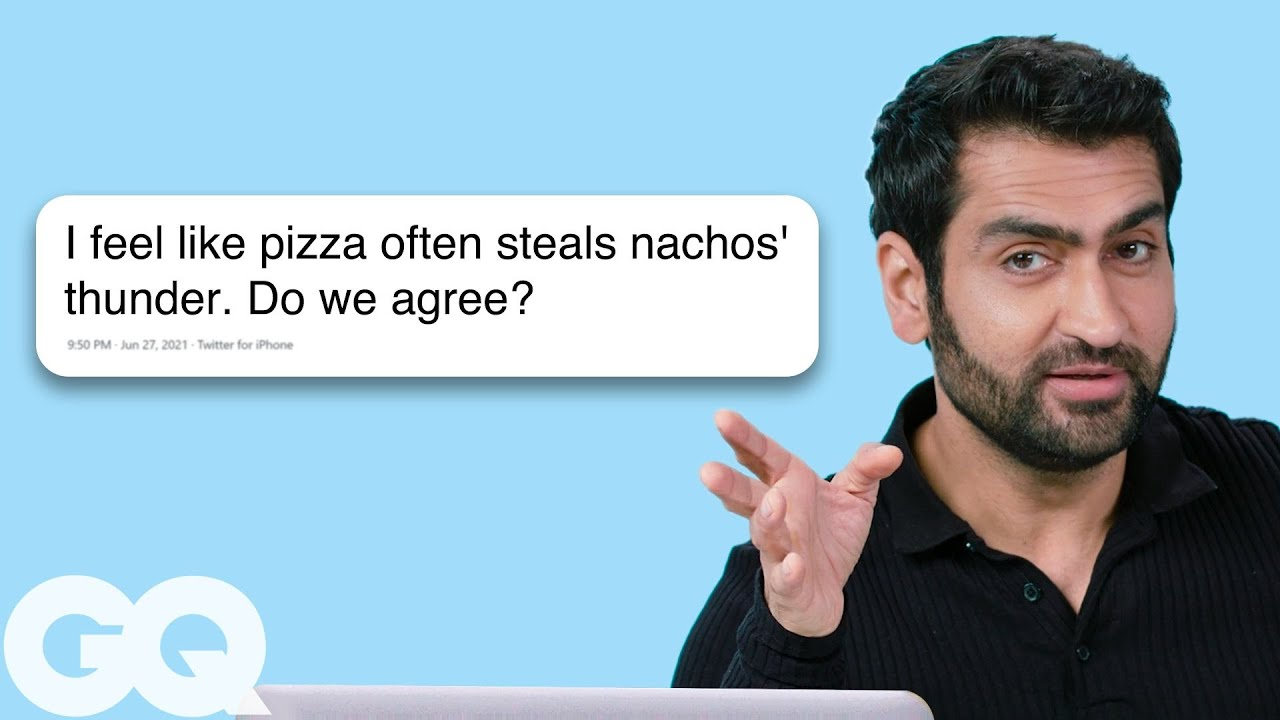 Kumail Nanjiani Goes Undercover on Reddit, YouTube and Twitter | GQ