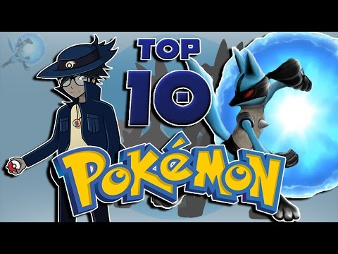 TheAuraGuardian's Top 10 Favorite Pokémon
