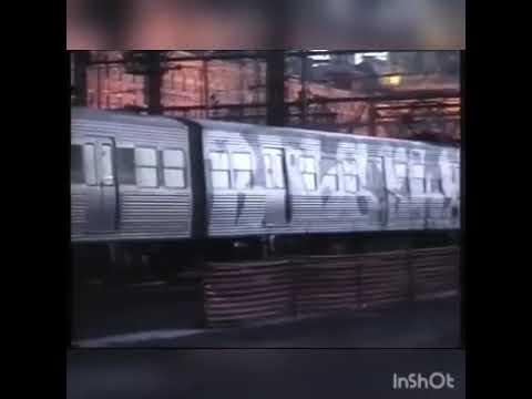 Melbourne Graffiti Transit TV 2