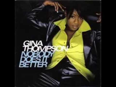 Gina Thompson - Why Do Fools Fall In Love (feat. Mocha) (1998)