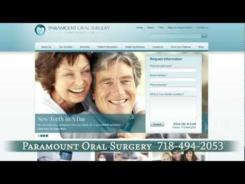 Paramount Oral Surgery Commercial (00:30 spot) - NJ Video Production Company