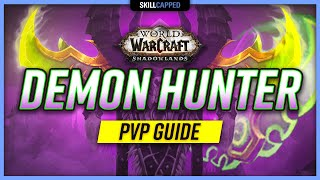 Demon Hunter Shadowlands 9.0 Guide  Best Race, Talents, Covenants, Soulbinds  Legendaries