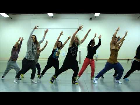 'Turn Up The Music' Chris Brown choreography by...