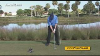 Ben Hogan Pivot Drill by Jim McLean