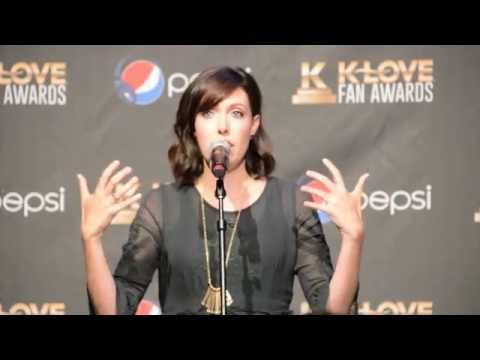 Francesca Battistelli shares her feelings about other women she has toured with