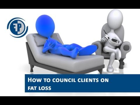 How to help you client understand fat loss that isn't immediate