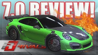 RACING RIVALS 7.0 UPDATE REVIEW! (Overhyped)
