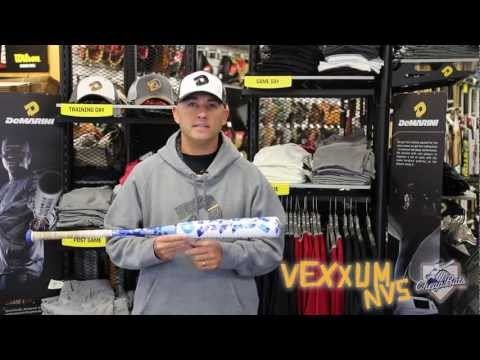 CheapBats.com 2014 DeMarini NVS Vexxum BBCOR Baseball Bat Breakdown