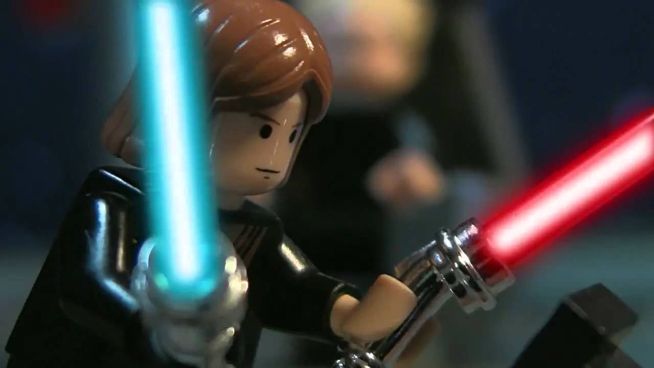 Star wars lego videos on youtube