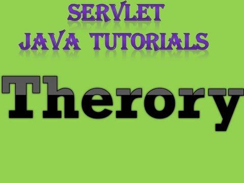 servlet-java-tutorial-part-3- -theory-of-servlet- -powerpoint