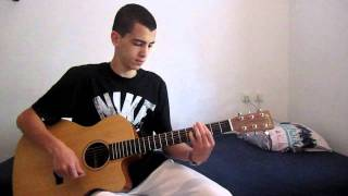 Avril Lavigne - Smile Acoustic Cover (Yakir Inal)