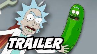 Rick and Morty Season 3 Episode 3 Promo - Pickle Rick Breakdown