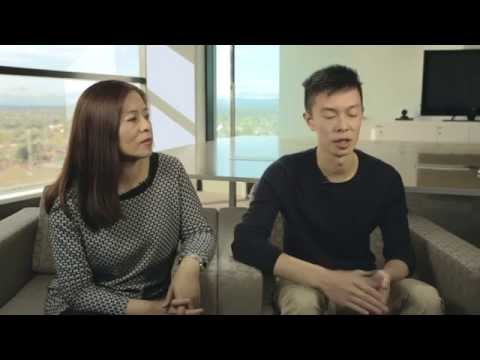 Alex and Linda Kwong's tips on how to make it through VCE