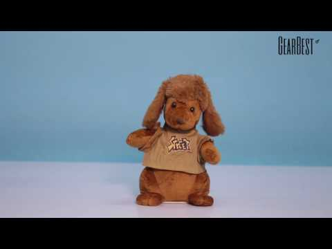 Cool Dancing Dog: Musical Shaking Head Plush Toys - Gearbest.com