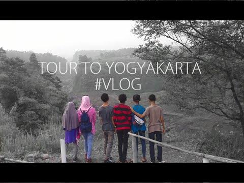 Tour To Yogyakarta Indonesia : #VLOG