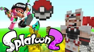 Minecraft Wii U - Splatoon 2 Game - POKEMON GO! [1]