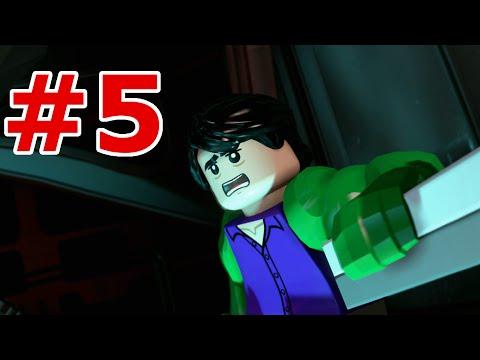 LEGO Marvel's Avengers Walkthrough - Part 5 (Helicarrier Havoc)