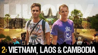 HK2NY Ep 2: Backpacking in Vietnam, Laos and Cambodia thumbnail