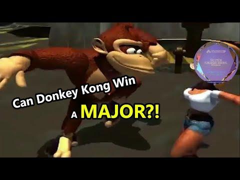 Can Donkey Kong Win a Major?