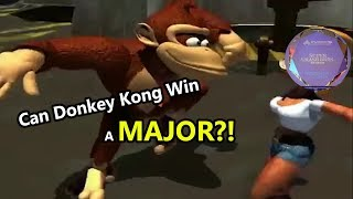 Can Donkey Kong Win a Major?