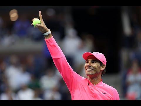 2017 US Open: Nadal vs. Rublev Highlights