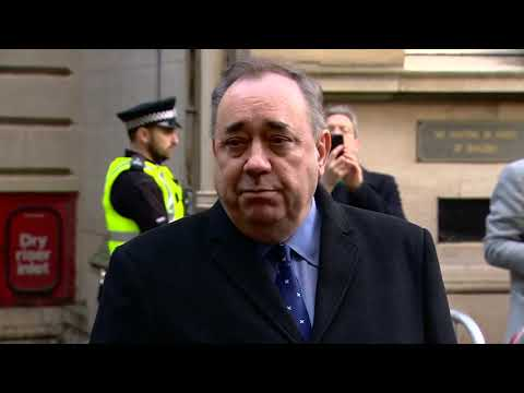 'I am innocent': Former Scottish first minister following arrest
