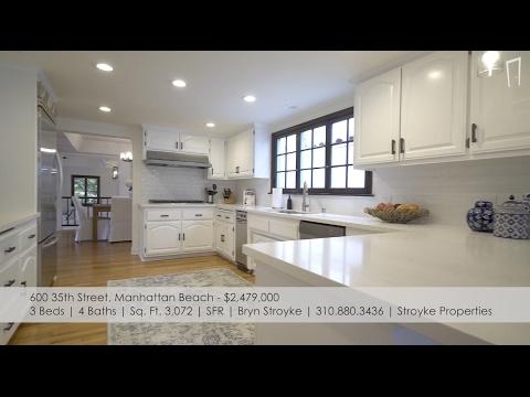 Manhattan Beach Real Estate  New Listings: Feb 1112, 2017  MB Confidential