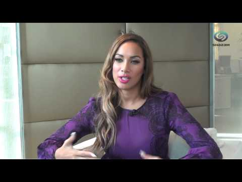 Leona Lewis Shazam Interview