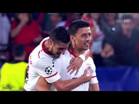 Liga Mistrzów: Sevilla FC - Manchester United - spot promocyjny [luty 2018] HD