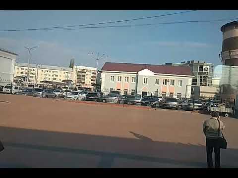 Отправление со станции Белгород